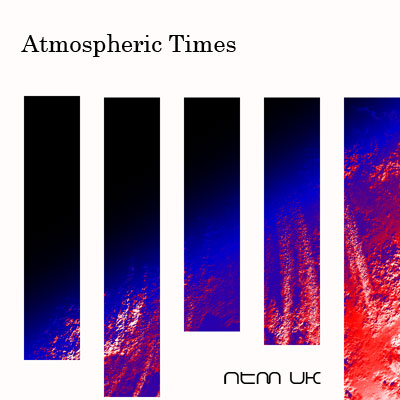 Atmospheric time artwork