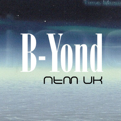 B-Yond Artwork CD Cover