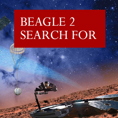Beagle 2 Colin Pillinger