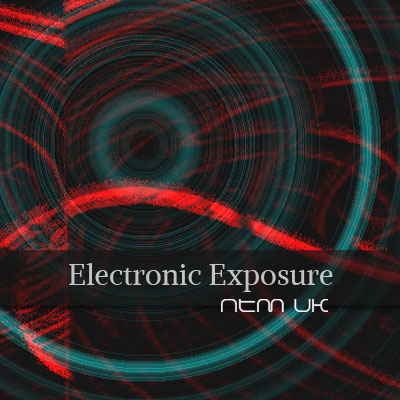 Electronic Exposure artwork cd cover