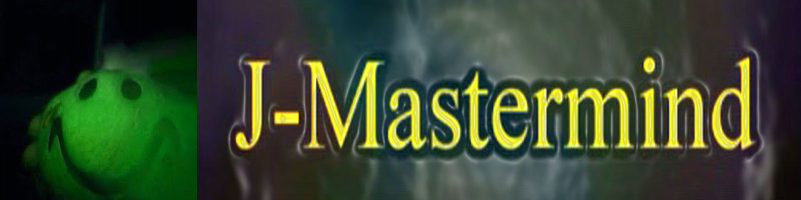 J-Mastermind audio cd cover artwork