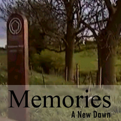 Memories CD Cover artwork