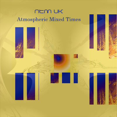 Atmospheric Mixed Times CD Cover