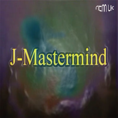 NTM UK - J-Mastermind CD Front