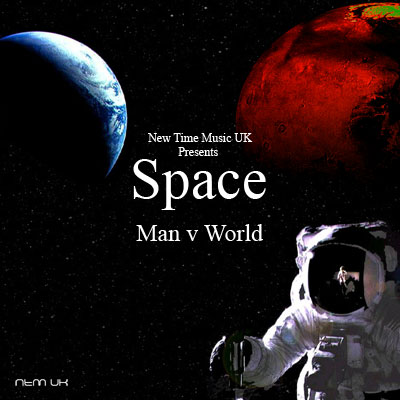 NTM UK - Man v World CD/DVD Cover